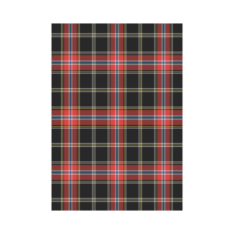 Norwegian Night Tartan Flag K7