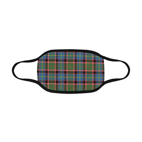 Stirling & Bannockburn District Tartan Mouth Mask Inner Pocket K6 (Combo)