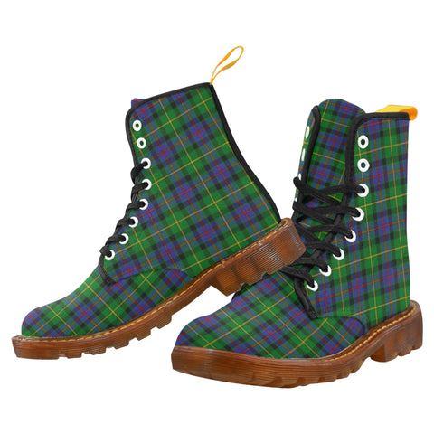 Image of Tait Modern Martin Boot | Scotland Boots | Over 500 Tartans
