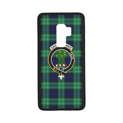 Abercrombie Tartan Clan Badge Luminous Phone Case IPhone 5/5s