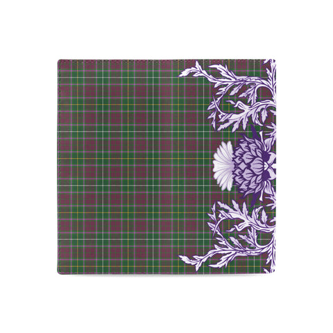 Crosbie Tartan Wallet Women's Leather Wallet A91 | Over 500 Tartan