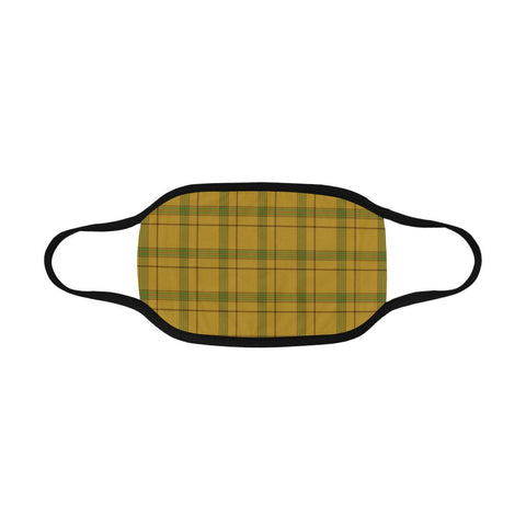 Houston Tartan Mouth Mask Inner Pocket K6 (Combo)