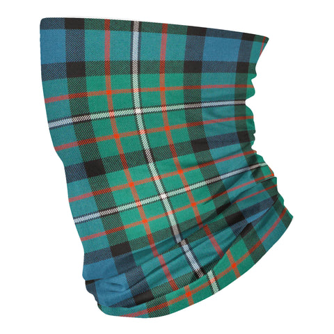 Scottish FERGUSON ANCIENT Tartan Neck Gaiter HJ4 (USA Shipping Line)