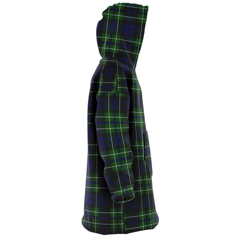 MacNeil of Colonsay Modern Snug Hoodie - Unisex Tartan Plaid Right