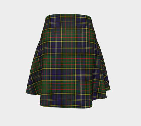 Image of Tartan Flared Skirt - MacMillan Hunting Modern A9