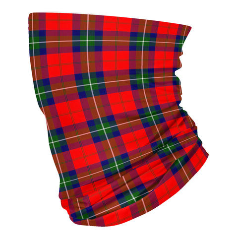 Scottish Ruthven Modern Tartan Neck Gaiter HJ4 (USA Shipping Line)