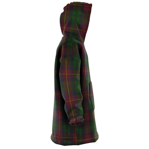 Cairns Snug Hoodie - Unisex Tartan Plaid Right