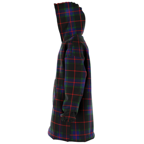 Image of Nairn Snug Hoodie - Unisex Tartan Plaid Left