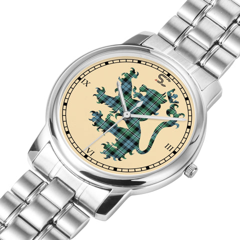 Melville Tartan Watch Lion Scottish Vesion K7