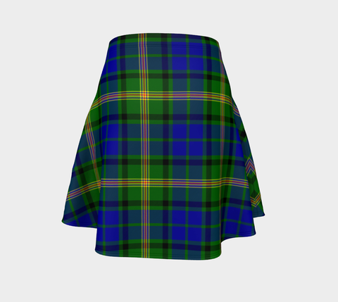 Tartan Flared Skirt - Maitland |Over 500 Tartans | Special Custom Design | Love Scotland