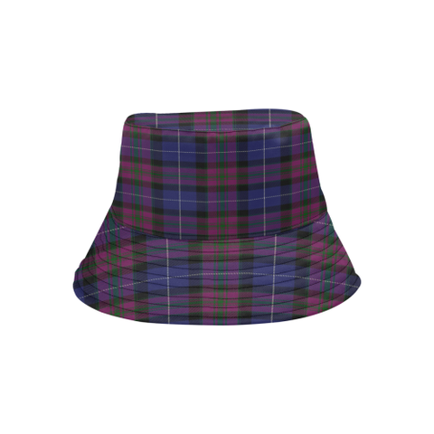Pride Of Scotland Tartan Bucket Hat for Women and Men K7