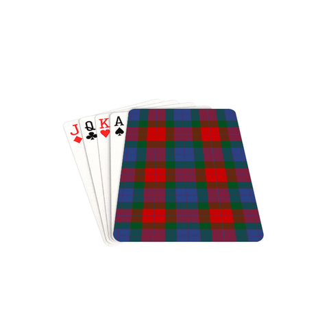 Mar Tartan Playing Cards TH8