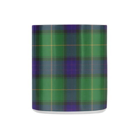 Image of McFadden Tartan Mug Classic Insulated - Clan Badge K7