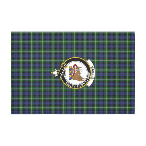 Baillie Crest Tartan Tablecloth | Home Decor