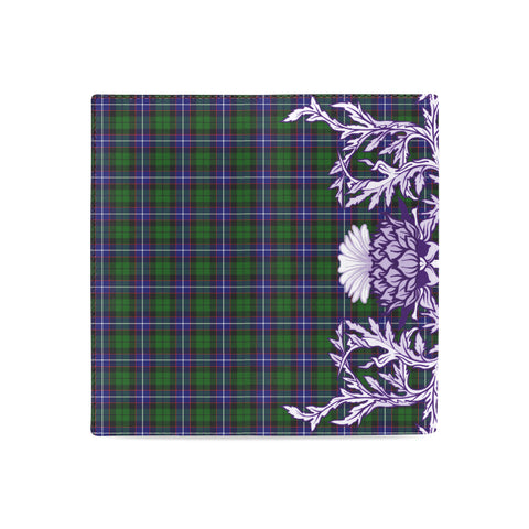 Russell Modern Tartan Wallet Women's Leather Wallet A91 | Over 500 Tartan