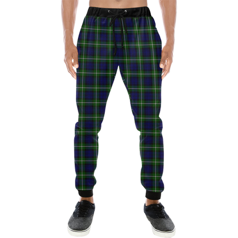 Forbes Modern Tartan Sweatpant | Great Selection With Over 500 Tartans