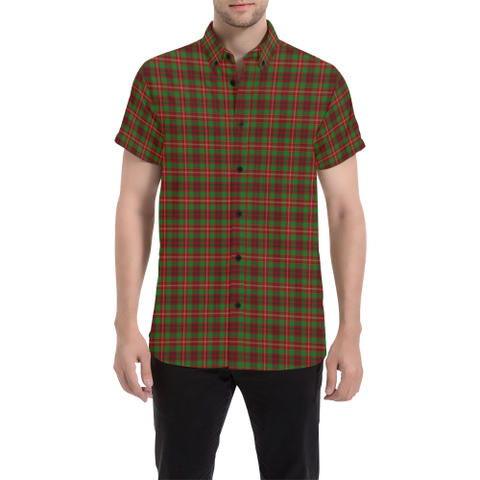 Tartan Shirt - Ainslie | Exclusive Over 500 Tartans | Special Custom Design