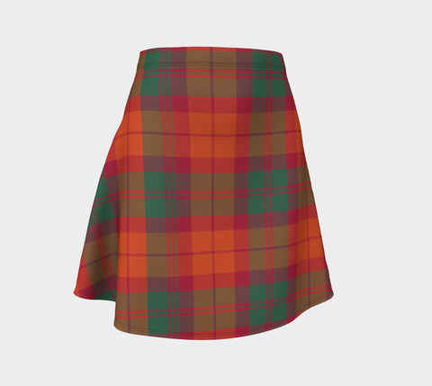 Tartan Flared Skirt - MacNab Ancient A9