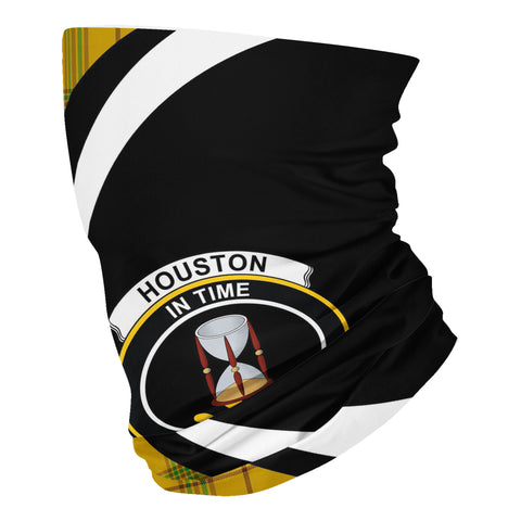 Houston Tartan Neck Gaiter Circle HJ4 (USA Shipping Line)