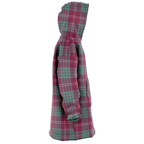 Crawford Ancient Snug Hoodie - Unisex Tartan Plaid Right