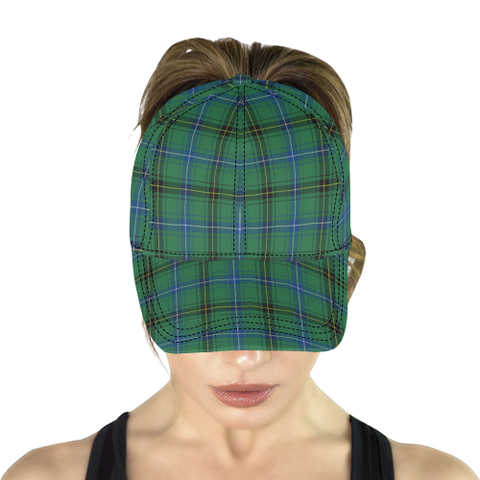 Henderson Ancient Tartan Dad Cap | Scottishclans.co