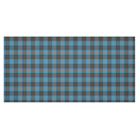 Image of Angus Ancient Tartan Tablecloth | Home Decor
