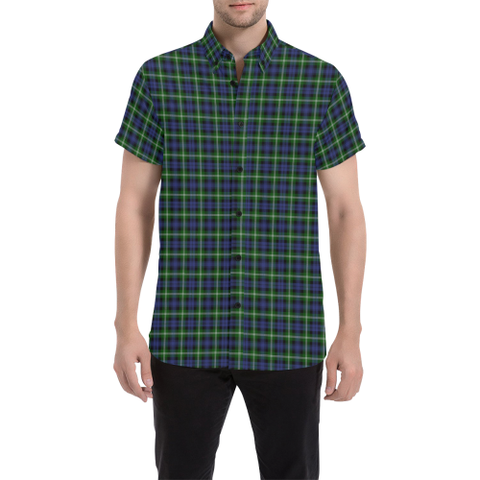Tartan Shirt - Baillie Modern | Exclusive Over 500 Tartans | Special Custom Design