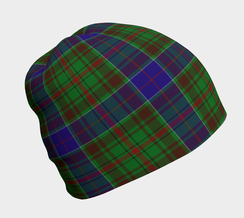 Adam  Tartan Beanie Clothing and Apparel