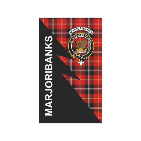 "Image of Marjoribanks Tartan Garden Flag - Flash Style 36"" x 60"""