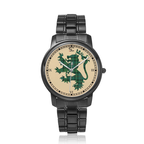 Image of Ross Hunting Ancient Tartan Watch Lion Scottish Vesion K7