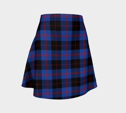 Tartan Flared Skirt - Angus Modern |Over 500 Tartans | Special Custom Design | Love Scotland