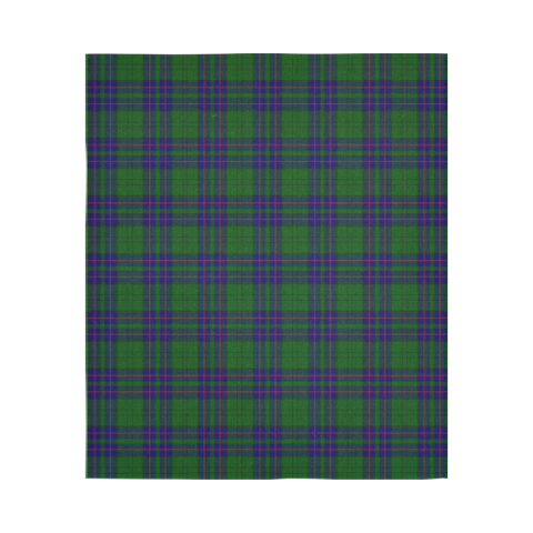Lockhart Modern Tartan Tapestry | Scottish Clans