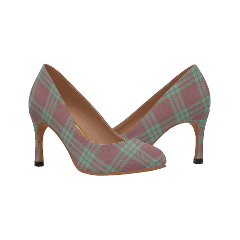 Image of Macgregor Hunting Ancient Plaid Heels