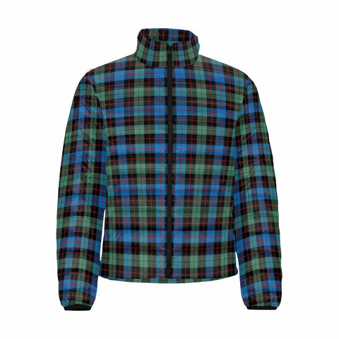 Guthrie Ancient Clan Scotland Tartan  Men's Lightweight Bomber Jacket K9