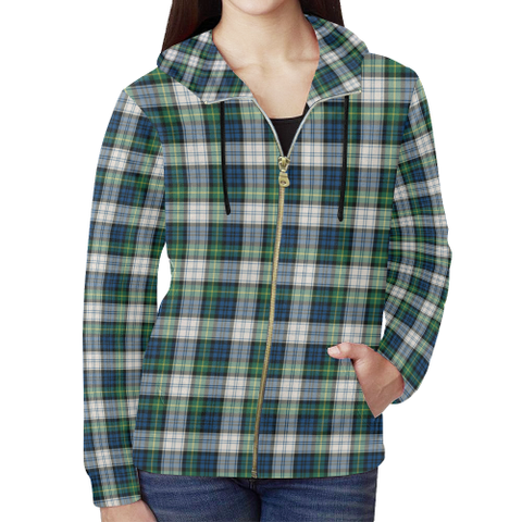 Gordon Dress Ancient Tartan Zipped Hoodie | Special Custom Products