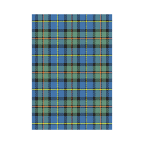 MacLeod of Harris Ancient Tartan Flag | Scottishclans.co