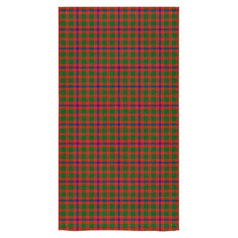 Image of Skene Modern Tartan Towel TH8