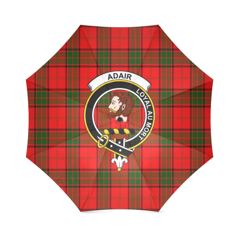 Image of Adair Crest Tartan Umbrella TH8