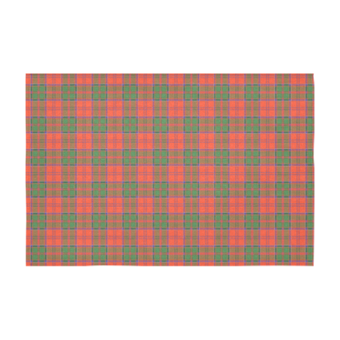 Grant Ancient Tartan Tablecloth | Home Decor