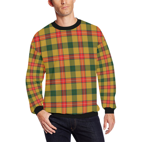 Baxter Tartan Crewneck Sweatshirt TH8