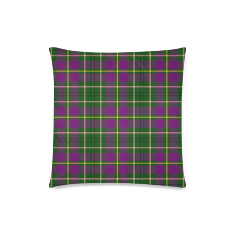 Image of Taylor decorative pillow covers, Taylor tartan cushion covers, Taylor plaid pillow covers