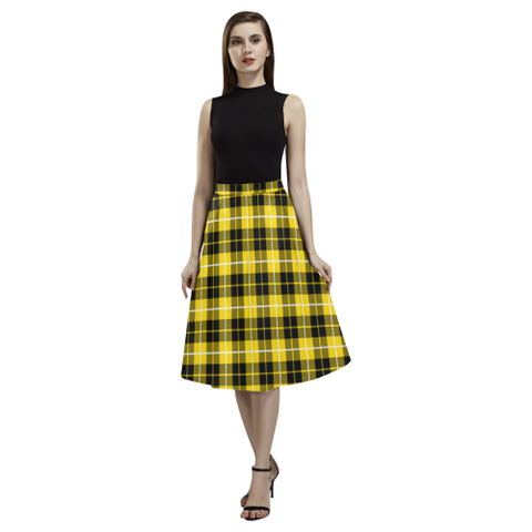 Barclay Dress Modern Tartan Aoede Crepe Skirt | Exclusive Over 500 Tartan