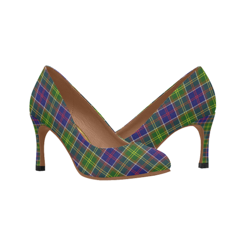 Ayrshire District Tartan Heels