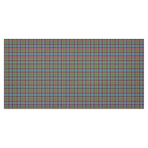 Image of Aikenhead Tartan Tablecloth | Home Decor