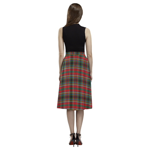 Anderson of Arbrake Tartan Aoede Crepe Skirt | Exclusive Over 500 Tartan