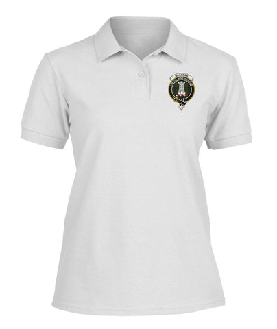 MacLean Tartan Polo Shirts for Men and Women A9