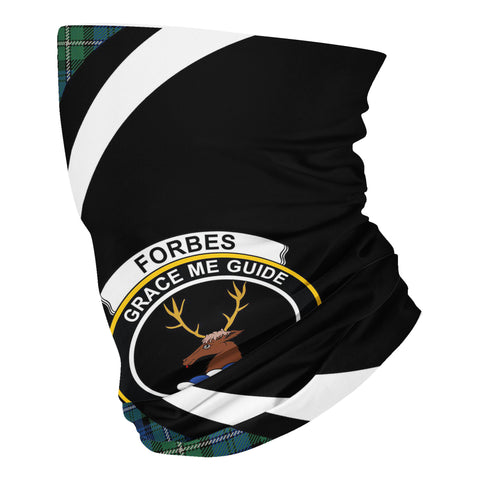 Forbes Ancient Tartan Neck Gaiter Circle HJ4 (USA Shipping Line)