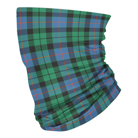 Scottish Morrison Ancient Tartan Neck Gaiter HJ4 (USA Shipping Line)