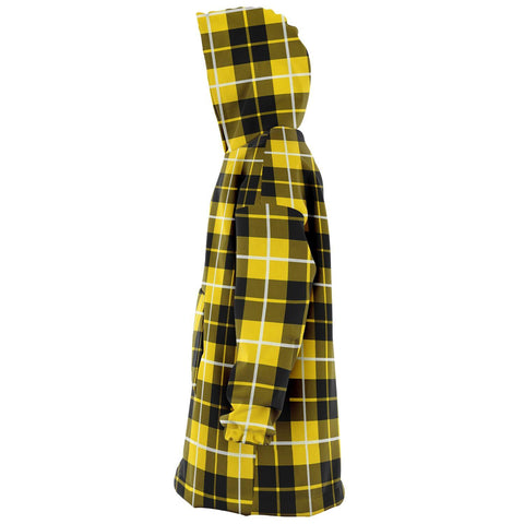 Barclay Dress Modern Snug Hoodie - Unisex Tartan Plaid Left