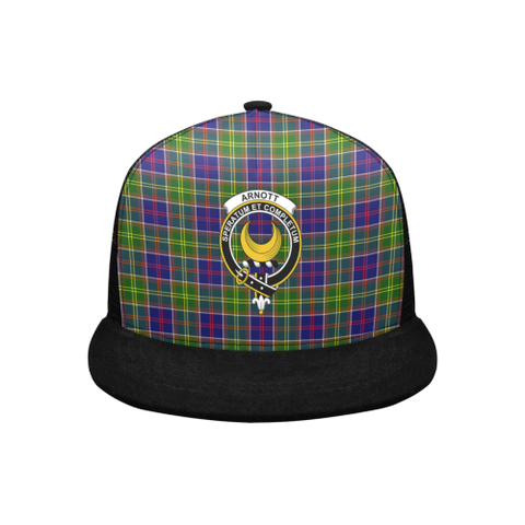Arnott Tartan Trucker Hat All Over